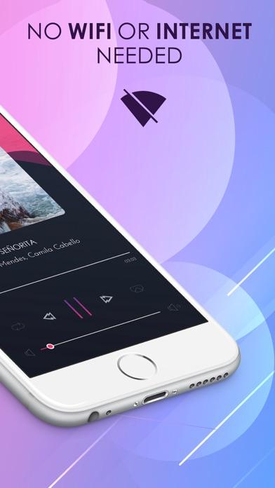 Screenshot for Musik Offline Hören !? in Germany App Store