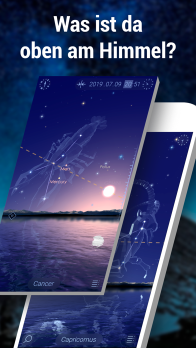 Screenshot for Star Walk 2 - Sternenatlas AR in Germany App Store