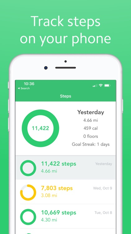 Step Tracker & Counter