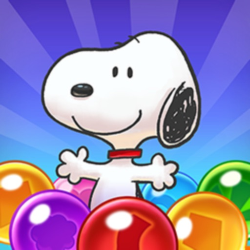 Snoopy Pop+ Bubble Blast Time