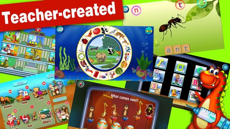 Shape Puzzle-Toddler ABC Games screenshot-3