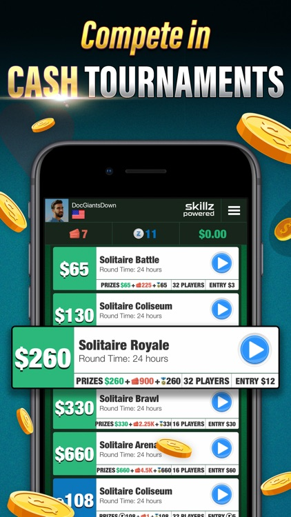 Solitaire Cube: Card Game screenshot-1