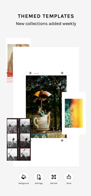Unum Design Your Story In De App Store