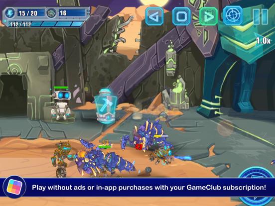Stellar Wars - GameClub screenshot 10