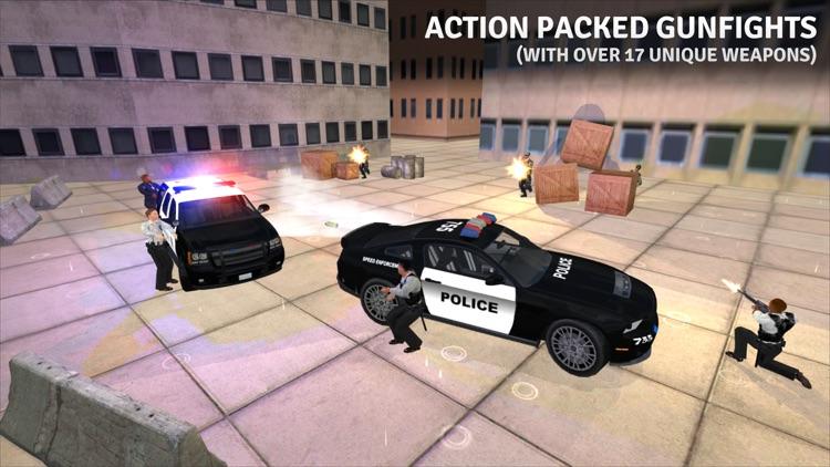 Police Simulator Cop Car Duty screenshot-5