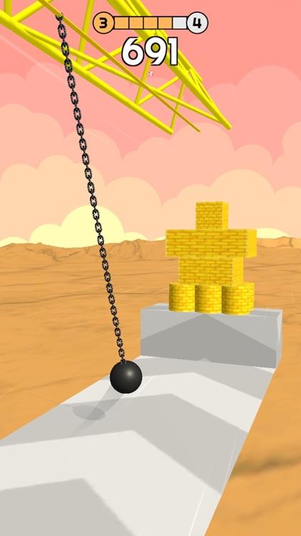 Wrecking Ball 3D