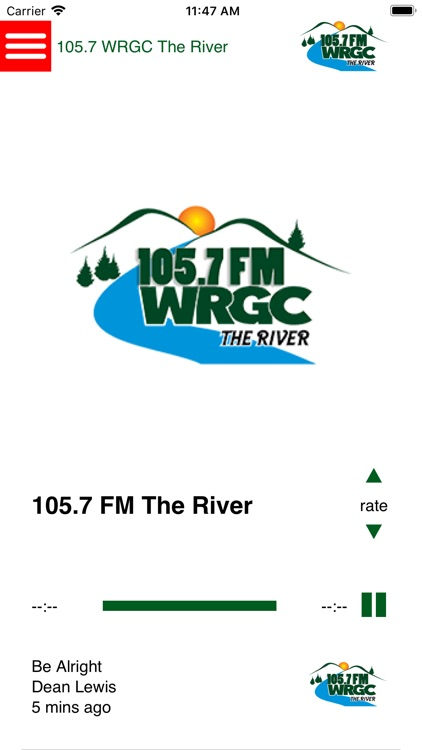 105.7 The River