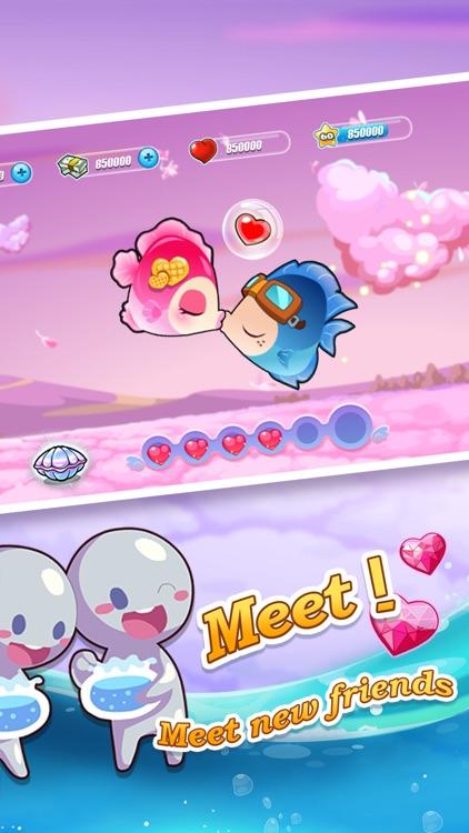 Happy Fish: Dream Aquarium screenshot-4
