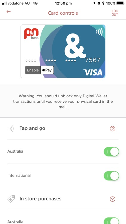 P&N Banking app screenshot-4