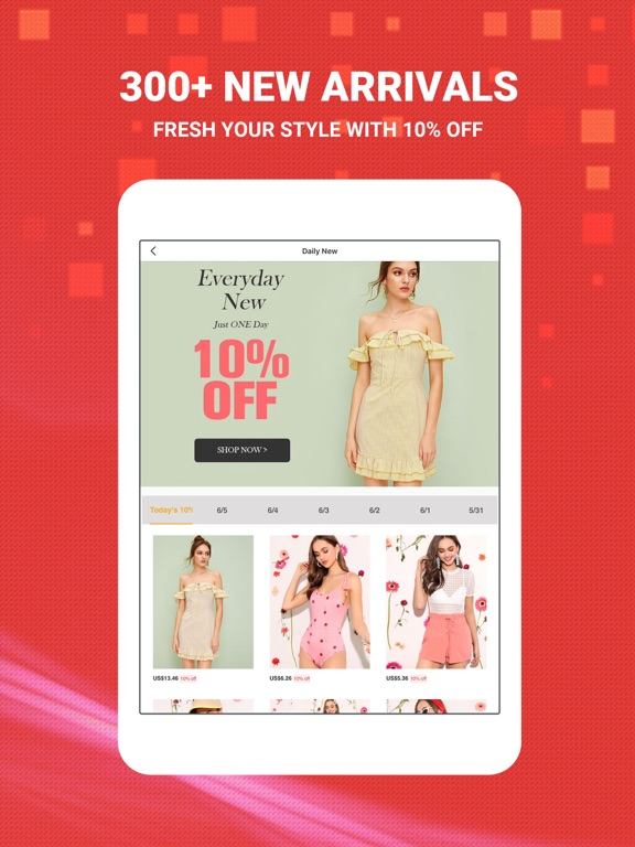 iPad Image of ROMWE - Fashion Store