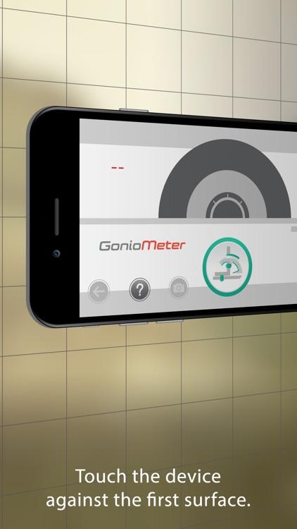 Goniometer Plus screenshot-0