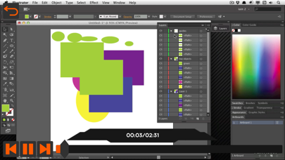 Map Course For Illustrator Cs6 review screenshots