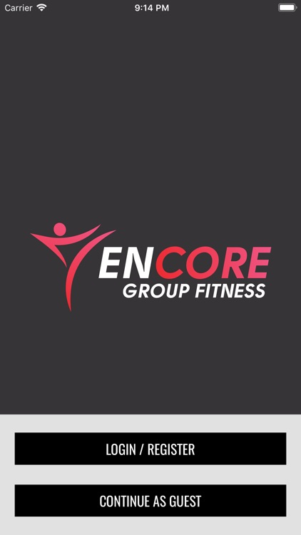 Encore Group Fitness