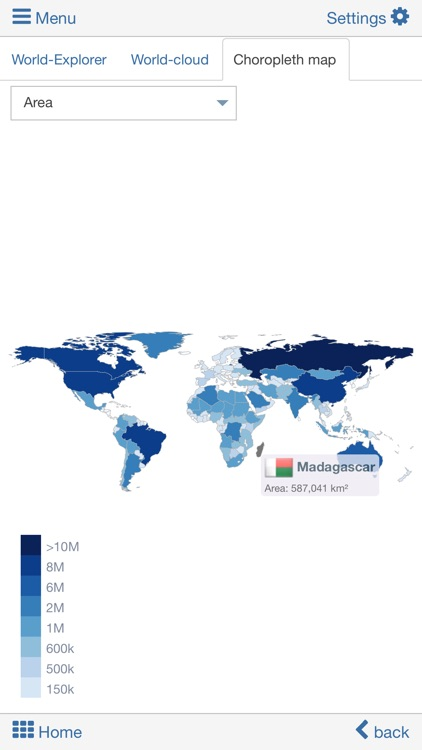 World atlas & map MxGeo Pro screenshot-4