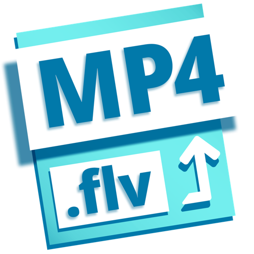 Drop Converter - FLV to MP4