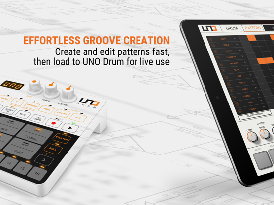 UNO Drum Editor screenshot 3