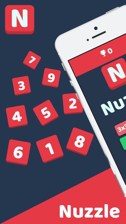 Nuzzle - Sudoku∙ Logic Puzzles screenshot-0