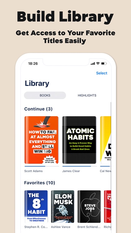 Goodbook - Books Key Insights screenshot-3