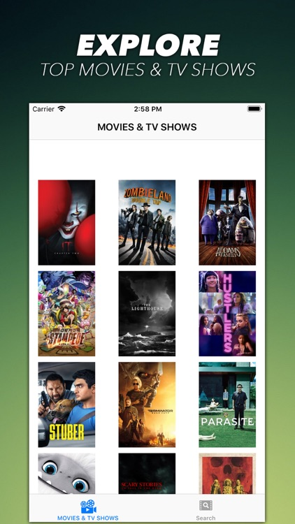 123Movies - Show Box