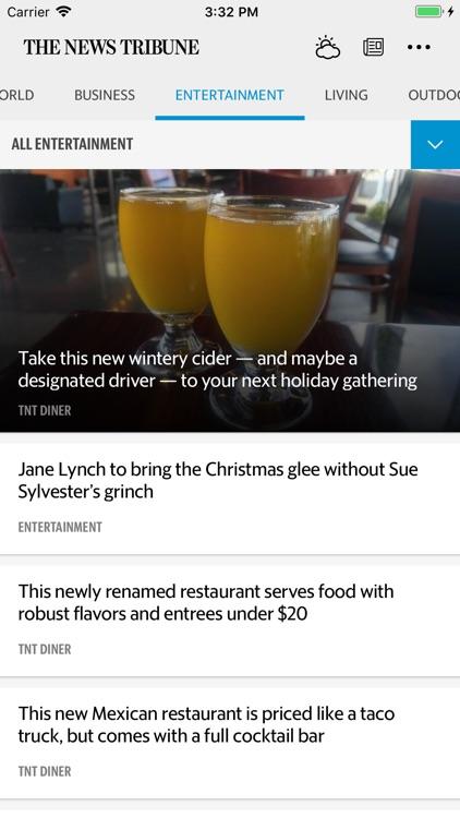 The News Tribune News screenshot-4