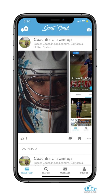 ScoutCloud: Athlete Highlights screenshot-3