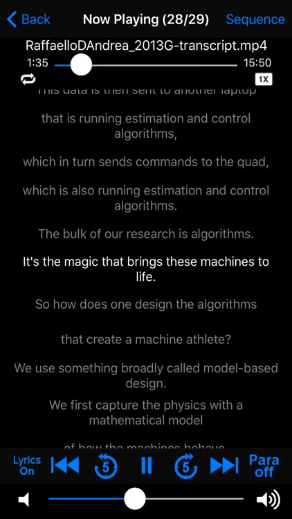 iStudy Player (Lyrics Display) screenshot-3