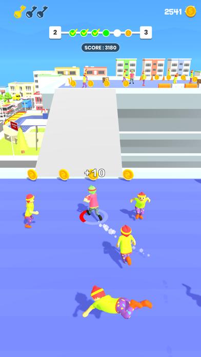 Ball Rush 3D! screenshot 3