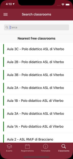 Calendario Didattico Sapienza Ingegneria.Infostud App Ufficiale Su App Store