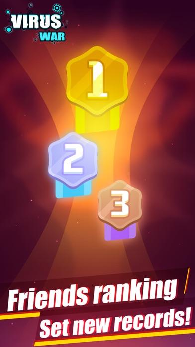 Virus War- Space Shooting Game screenshot 5
