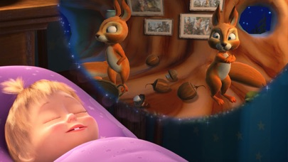 Masha and the Bear: Good Night free Resources hack