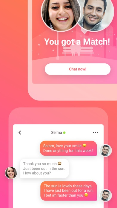 Screenshot for Soudfa - تعارف دردشة وزواج in Jordan App Store