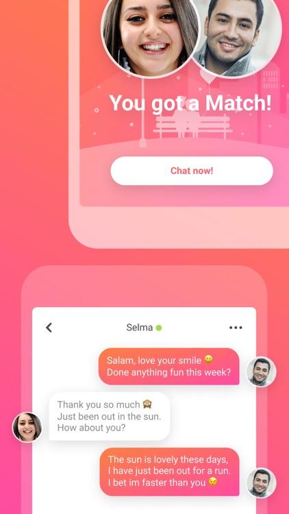 Soudfa - تعارف دردشة وزواج screenshot-3