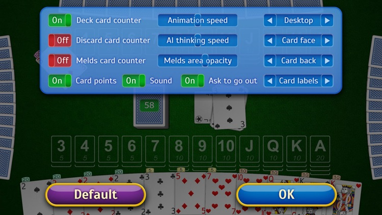 Canasta. screenshot-3