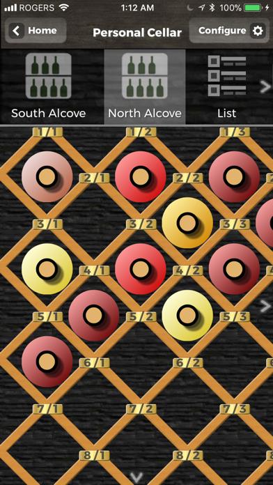 Virtual Cellar screenshot four