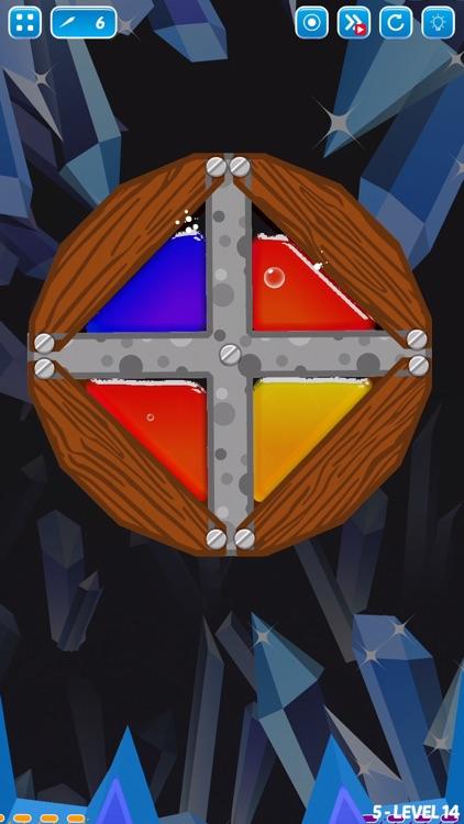 Splash Canyon - Water Puzzles screenshot-6
