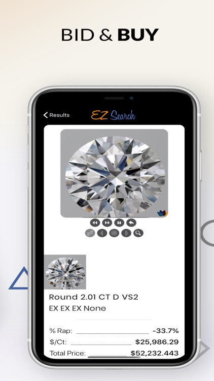 EZCalc Diamonds screenshot-3
