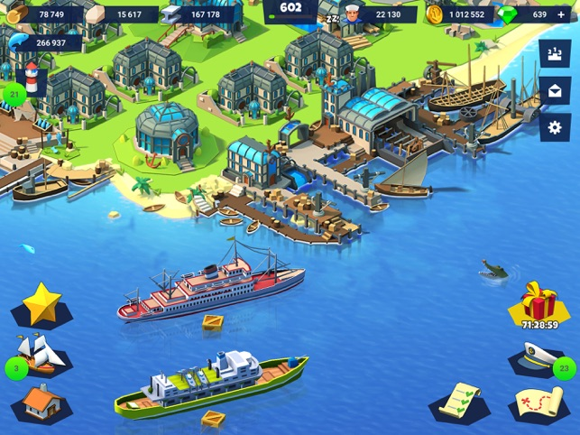 Sea Port: Ships & Trade Tycoon on the App Store