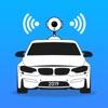GPSスピードメーター:車のダッシュカム