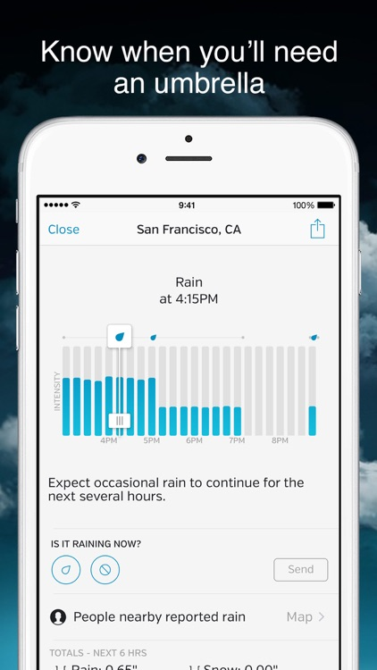 Weather Underground screenshot-3