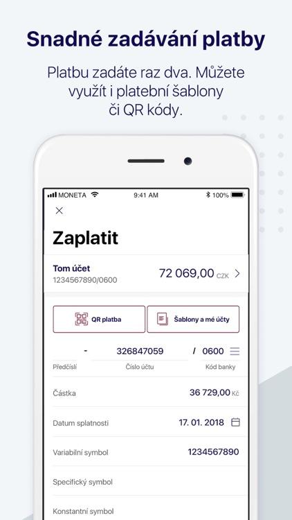MONETA Smart Banka screenshot-3