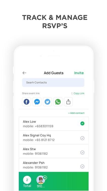 Invitation Maker- Make Invites screenshot-4