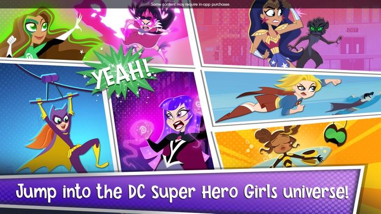DC Super Hero Girls Blitz screenshot-6