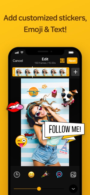 ImgPlay - GIF Maker on the App Store