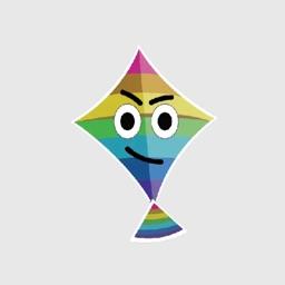 Kites Emoji