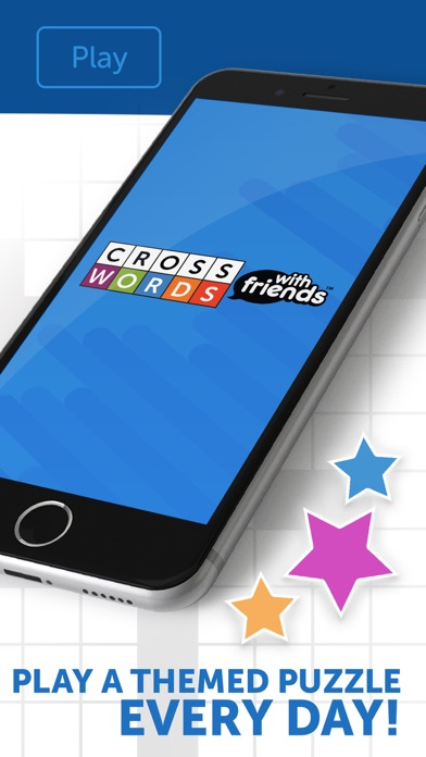 Crosswords With Friends Screenshot