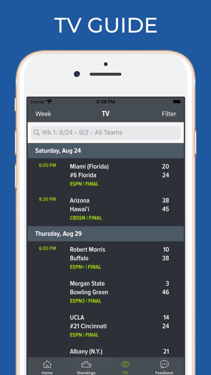 Colorado State Football App screenshot-6