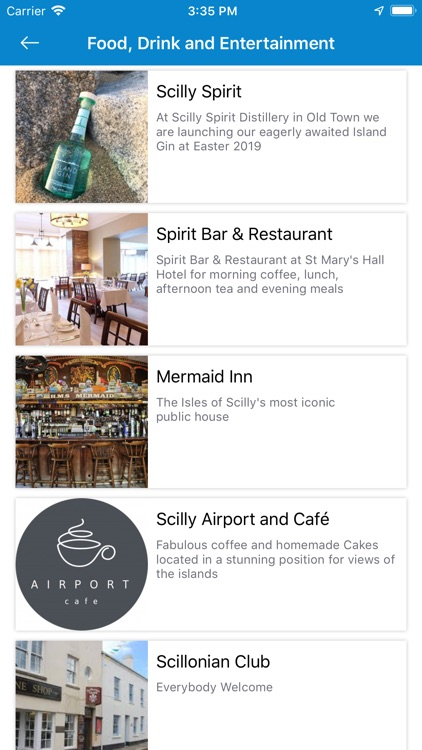 Scilly App