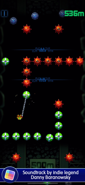 ‎Gravity Hook - GameClub Screenshot