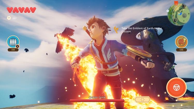 Oceanhorn 2 screenshot-3
