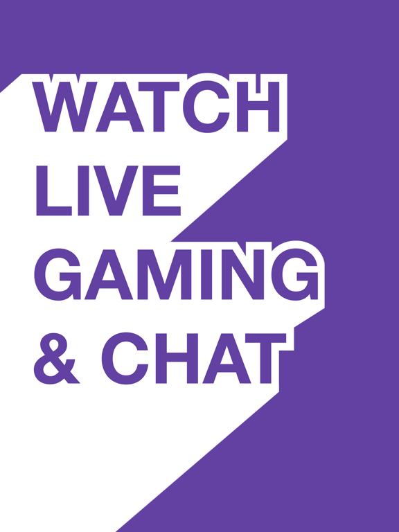 Twitch: Live Game Streaming by Twitch Interactive, Inc  (iOS